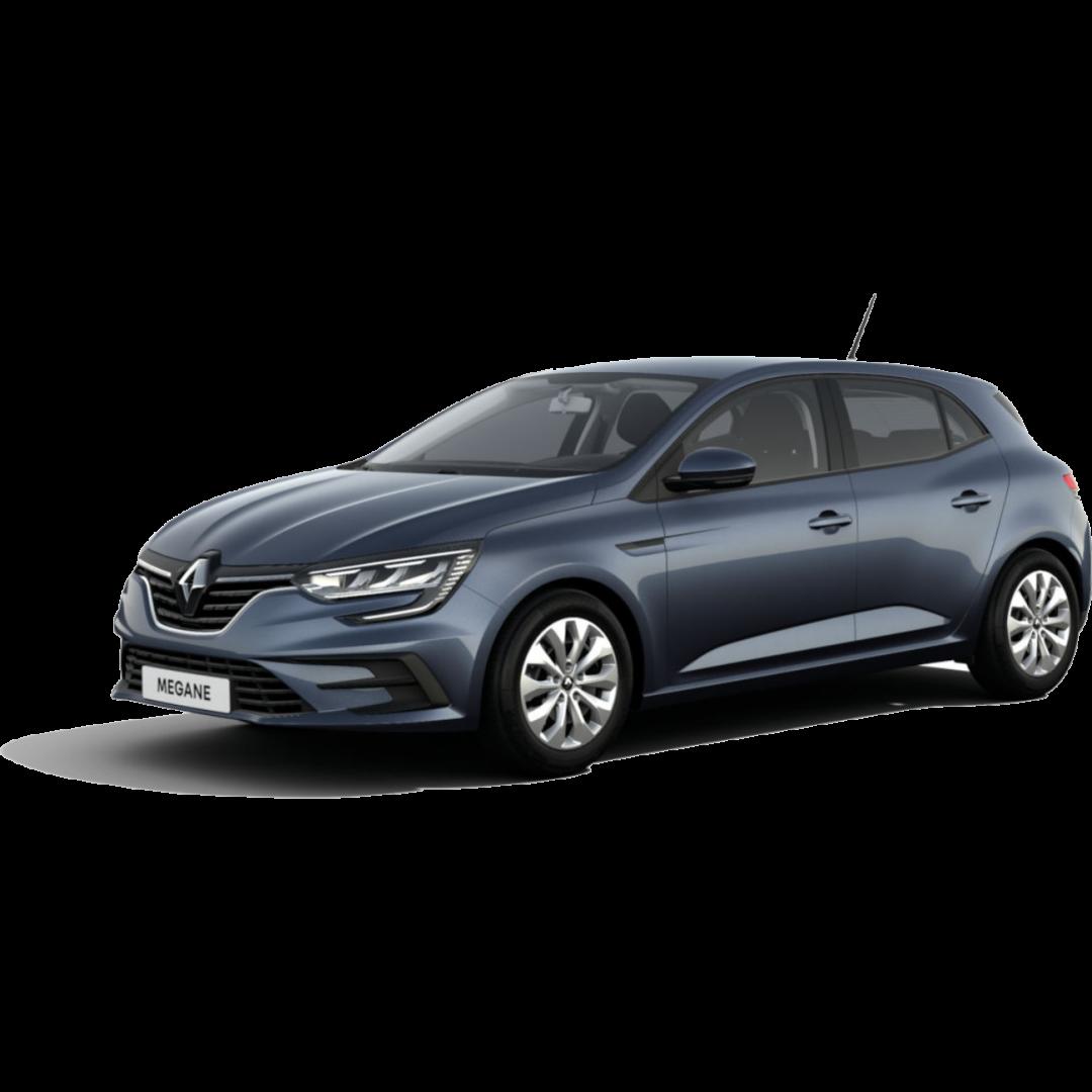 Renault Megane ZEN Blue dCi 115
